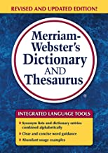 Best webster's dictionary and thesaurus for students Reviews