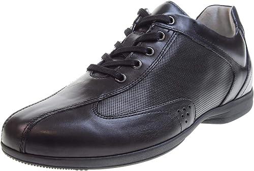 noir Giardini Chaussures pour Hommes paniers P900780U   100 Taille 44 noir