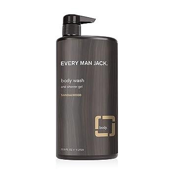 Every Man Jack Men's Body Wash