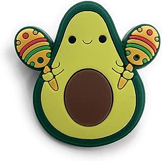 Croc Charms Avocado for Croc Jibbitz Style Bracelets