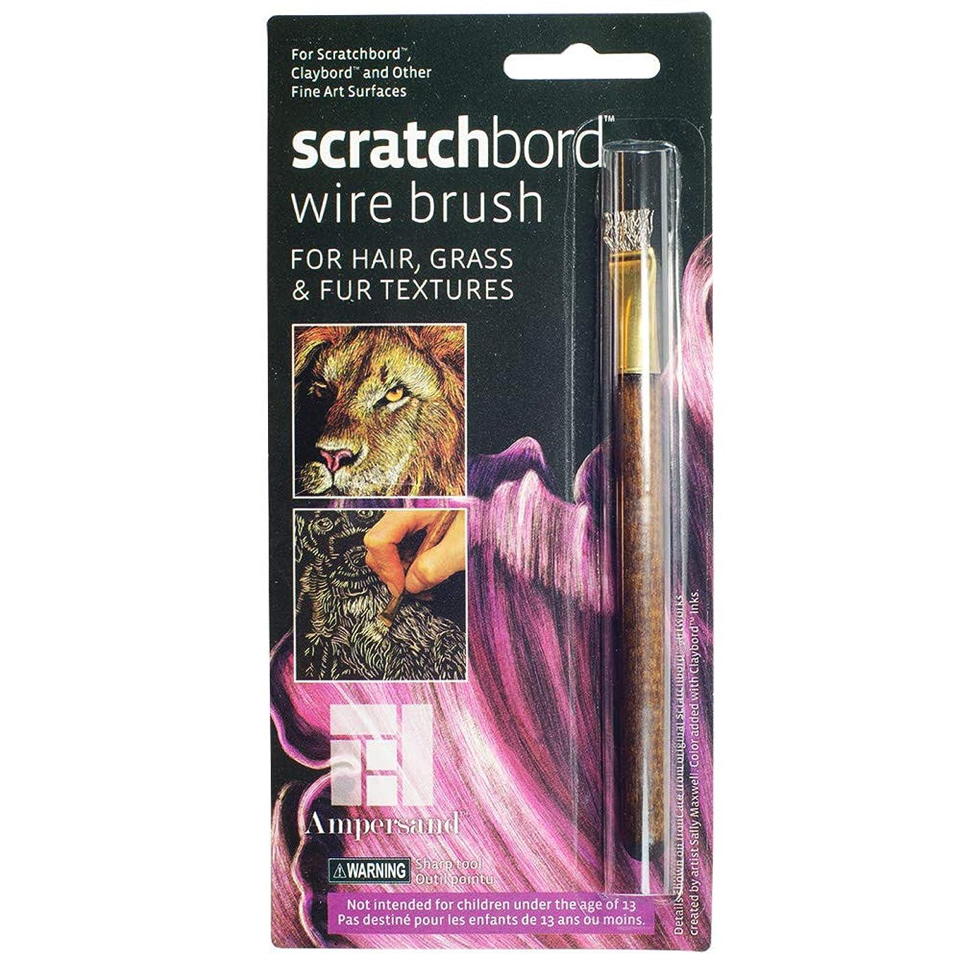 Claybord Wire Brush