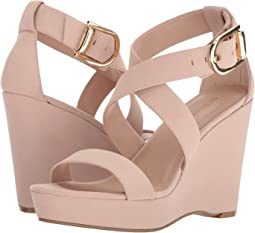 Blush Velour Microsuede