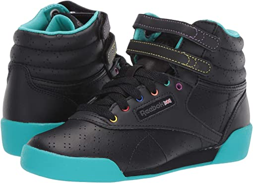 Black/Teal/Grey