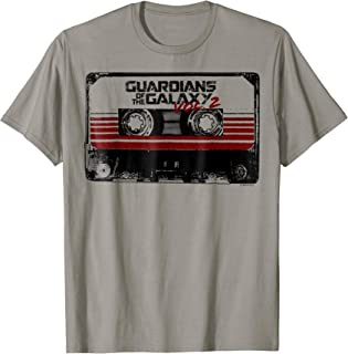 Guardians of the Galaxy 2 Cassette Graphic T-Shirt