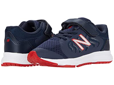 New Balance Kids 519v2 (Infant/Toddler) (Natural Indigo/Eclipse) Boy