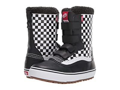 Vans Standard V Snow Boot (Checkerboard/Black) Men