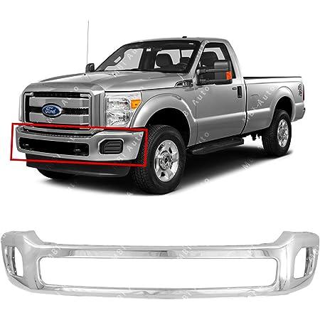 Amazon Com Gray Front Bumper Valance For Ford F 250 Sd F 350 F 350 Sd F 450 F 450 Sd Automotive
