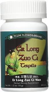 Er Long Zuo Ci Wan, 200 ct, Plum Flower