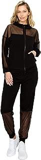 KIMBERLY C Women's 2 Piece Set Zip Up Hoodie Jackets and Sweatpants Joggers