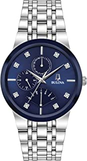 Bulova Dress Watch (Model: 96D144)