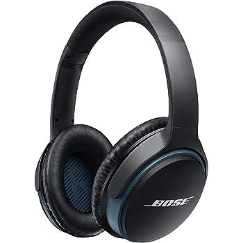 Bose SoundLink 741158-0010 Cuffie Around-Ear II Wireless, Nero
