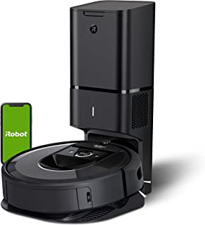 iRobot Roomba i7+ (7550) Robot Vacuum with Automatic Dirt Disposal-Empties Itself, Wi-Fi Connected, Smart Mapping, Works w...
