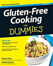 Gluten-Free Cooking For Dummies, 2nd Edition