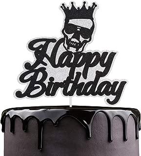 Best skull cake decorations Reviews