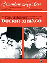 Best doctor zhivago sheet music Reviews
