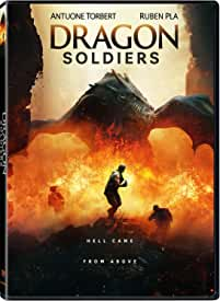 Action-Fantasy DRAGON SOLDIERS arrives on DVD and Digital Dec. 15 from Lionsgate