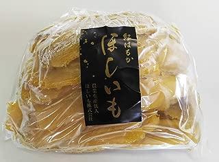 紅はるか 干し芋【平干し】 バラ詰め 1kg 茨城県産 無添加