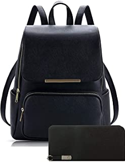 MJ Forever College Bags & Black Fancy Clutch For Girls