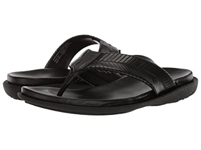 Kenneth Cole New York Sand Sandal (Black) Men
