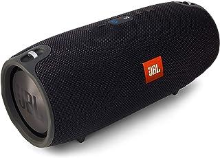 JBL FBA_K950742 Xtreme Portable Wireless Splashproof Bluetooth Speaker, Black
