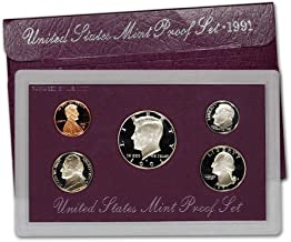 united states proof set 1981 type 2