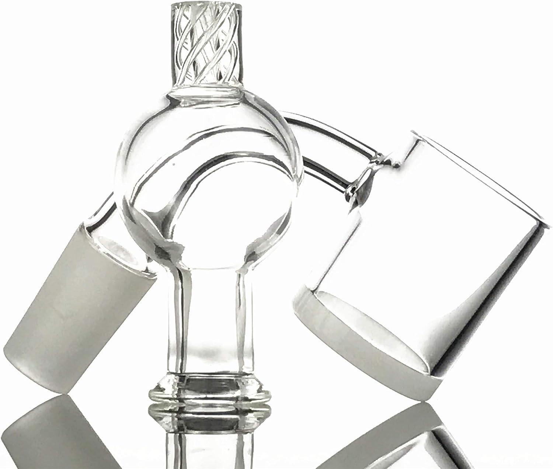14mm Male Durable Quartz Glass with Luminous Ball Accessories
