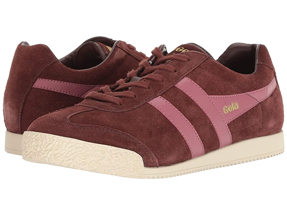 Gola Harrier (Cognac/Dusty Rose) Women