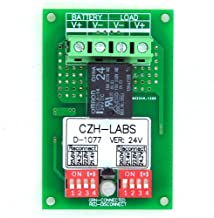 Electronics-Salon Low Voltage Disconnect Module LVD, 24V 10A, Protect/Prolong Battery Life.