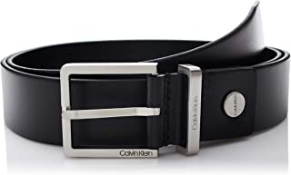 Calvin Klein Men's Casual Adj 3.5 Belt, Black 001, 90