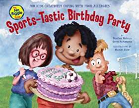 The No Biggie Bunch Sports-Tastic Birthday Party