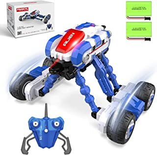 RC Cars, HBUDS 2.4GHz Remote Control Electric 4WD High Speed Monster Truck Toys, 2 Batteries for...