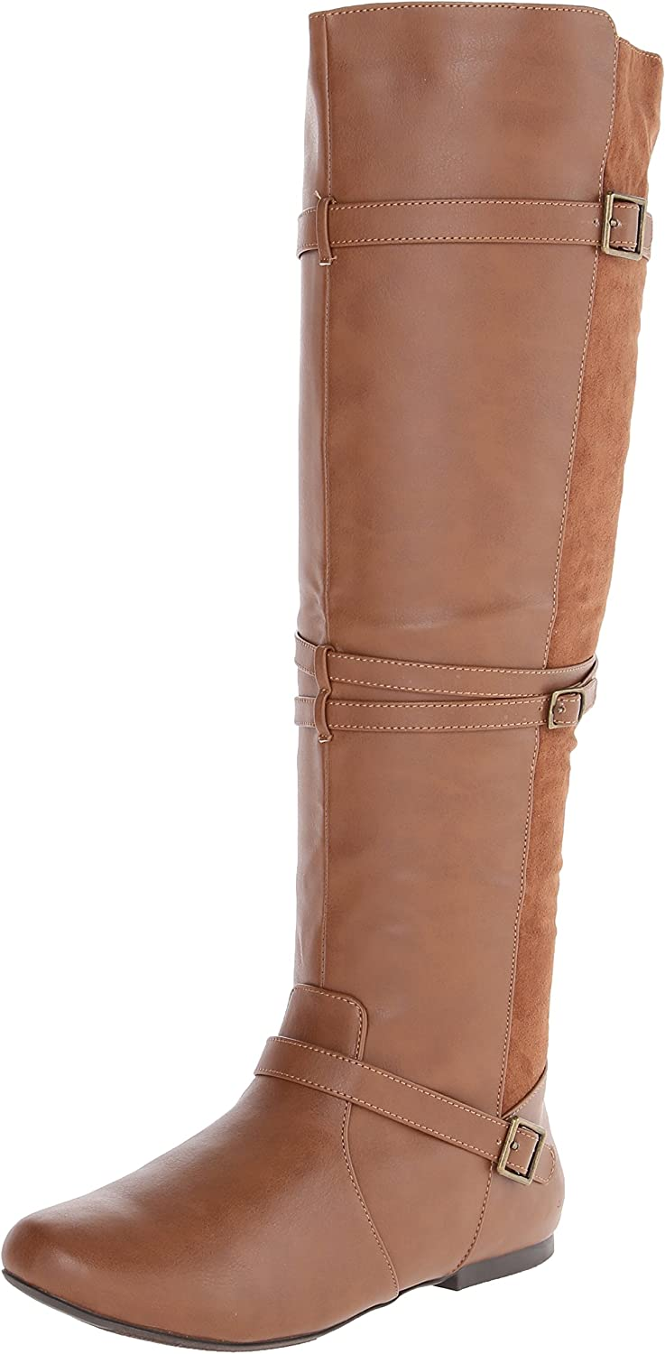 Qupid Women's Neo 152X Riding Boot