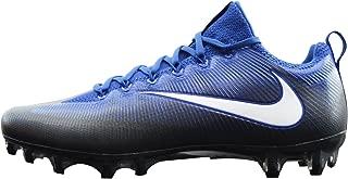 Men's Vapor Untouchable Pro Football Cleat (12.5 D(M) US, Black/Blue)