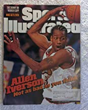 Allen Iverson - Philadelphia 76ers - Sports Illustrated - March 9, 1998 - SI