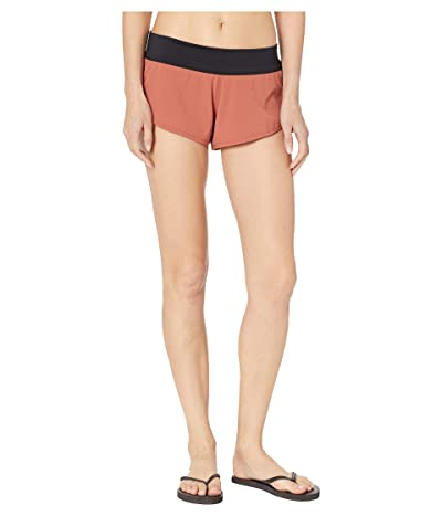 Hurley Phantom Beachrider Boardshorts (Dusty Peach) Women