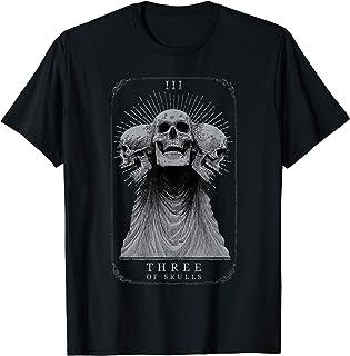Hunt: Showdown Anniversary Three of Skulls Black T-Shirt