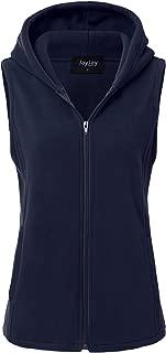 JayJay Women Ultra Soft Fleece Long Sleeve Hoodie Jacket