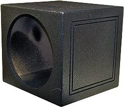 Q-Power QBOMB15S QBOMB 15 Inch Sealed Car Single Subwoofer Sub Box Enclosure