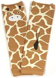giraffe print leg warmers
