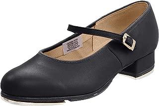 Dance Women's Tap On Leather Tap Shoe