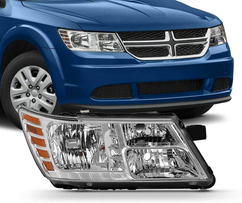 Riseking Max 74% OFF Compatible with 2009-2020 Headlight Replacement Animer and price revision Journey
