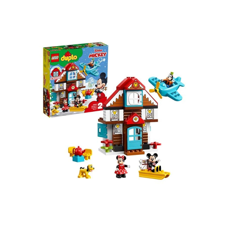 レゴ(LEGO) デュプロ ミッキーとミニーのホリデーハウス 10889 ディズニー