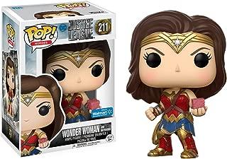 Funko Pop! DC Heroes Justice League Wonder Woman #211 (Motherbox)