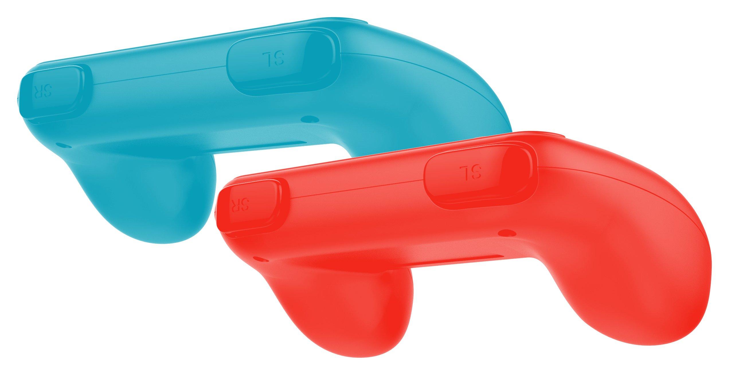 Ardistel - Pack de 2 Grips Para Mando Joy-Con (Nintendo Switch ...