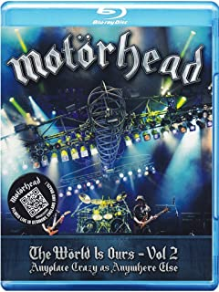 Motorhead Vol. 2-The World Is Ours [Blu-ray]