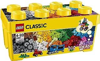 صندوق مكعبات بناء كلاسيك كريتيف بحجم متوسط من ليجو 10696