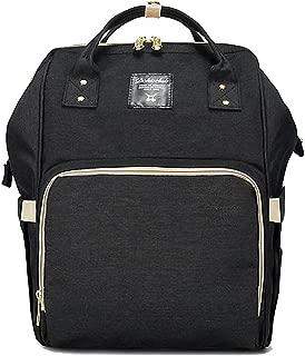 Diaper Bag Backpack Lmeison Multi-Function Nappy Bags Waterproof Travel Backpack