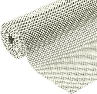 Grip Liner Non-Adhesive Shelf Liner, Anti-Slip Mat Drawer Liner 12 in. x 20 ft. (White)