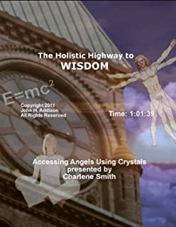 Accessing Angels Using Crystals
