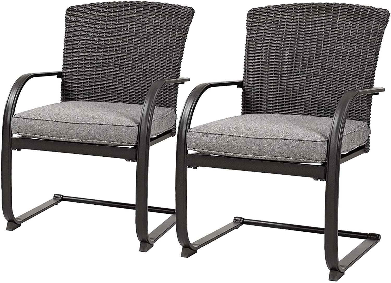Grand Patio Max 89% OFF Outdoor Seating Spring Set Conversation Outlet ☆ Free Shipping Motion